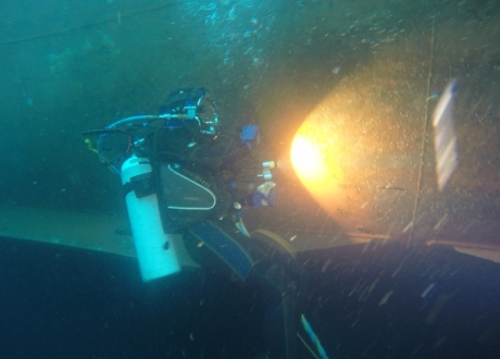 03. Underwater CCTV Survey